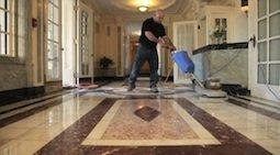 Stone Polishing Cleaning Boston Facility