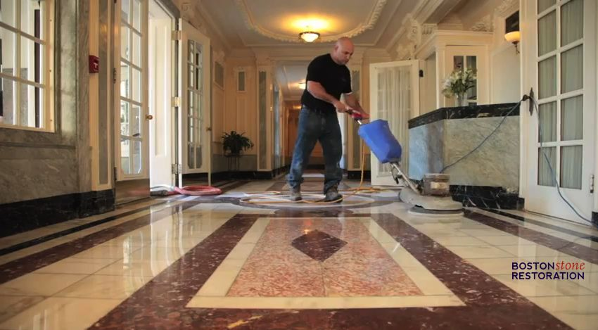 dover, ma granite marble and stone cleaning polish