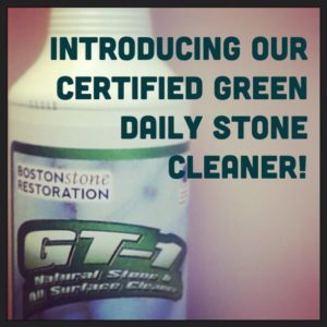 boston stone restoration green daily stone cleaner