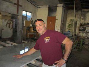 Marble Fabrication Process Boston Stone Restoration