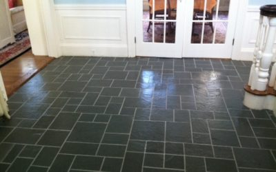 Tile & Grout That Stands Out