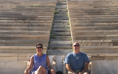 BSR Tours Marble Structures in Greece